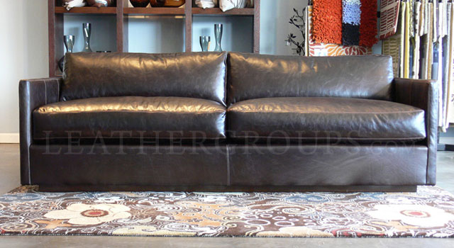 Leather Furniture is Healthier!