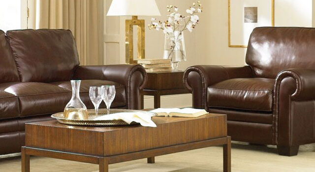What is all this talk about Grain with Leather Furniture?
