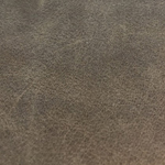Italian Burnham Leather - Dove Full Grain Leather