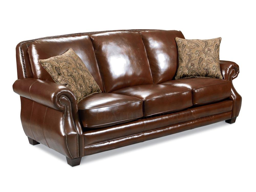 Lane leather furniture for Westbury leather sofa