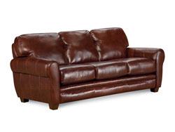 Dalton Leather Sofa By Lane Furniture 639