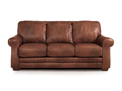 Bowden Leather Sofa by Lane Furniture - 548