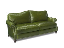 Carnell Leather Sofa by Bradington Young - 605