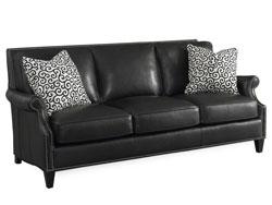 Tappan Leather Sofa by Bradington Young - 654