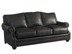 Dietrich Leather Sofa by Bradington Young - 660