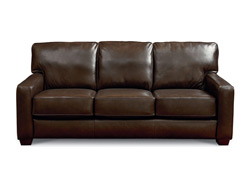 Ethan Leather Sofa by Lane Furniture - 677