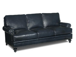 Stamford Leather Sofa by Bradington Young - 753