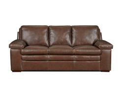 Grant Leather Sofa by Leather Italia