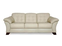 Palacio Leather Sofa by Leather Italia
