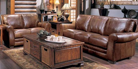 lane living room furniture leather furniture leathergroups 16529