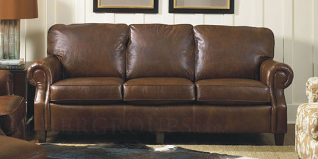 Lane Leather Sofas