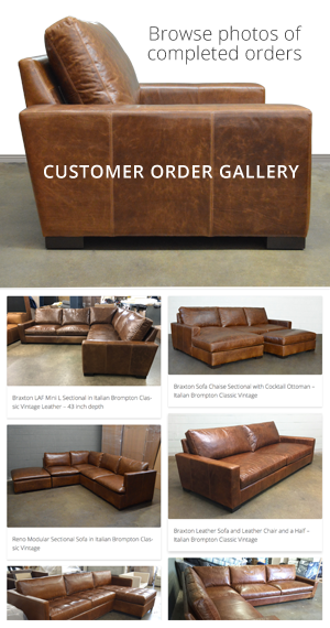 Sofas  sc 1 st  LeatherGroups.com : full grain leather sectionals - Sectionals, Sofas & Couches