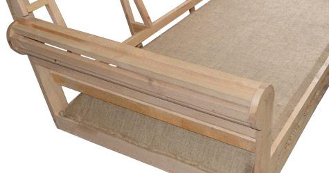 Kiln Dried Solid Hardwood Frame