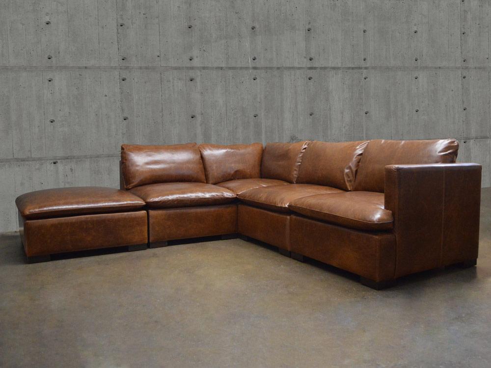 Reno Modular Leather Sectional Sofa Sofa Menzilperde Net