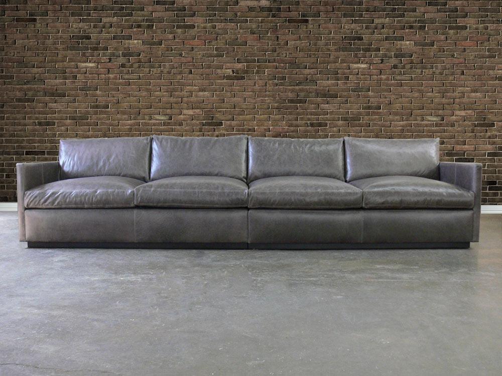 Dexter Grand Leather Sofa