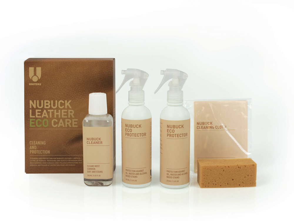 Leather Master Nubuck Eco Protection and Cleaning Kit