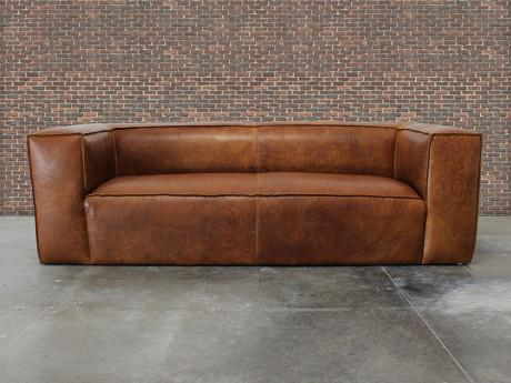 Bonham Leather Sofa