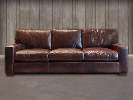 Braxton Leather Sofa