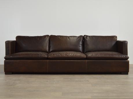 Reno Leather Sofa