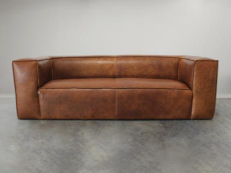 Bonham Leather Sofa