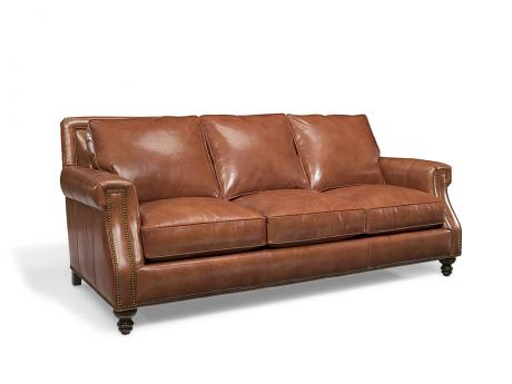Palerma Leather Sofa By Bradington Young 713 Leather