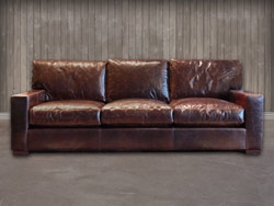 Braxton Leather Sofa