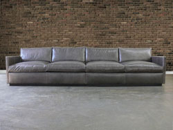 Dexter Grand Leather Sofa