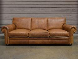 Langston Leather Sofa