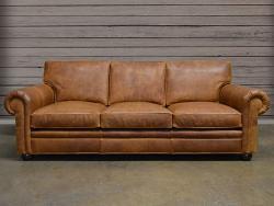 Amazing Langston Leather Sofa Design Ideas