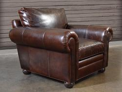 Langston Leather Chair