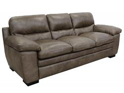 Tatum Leather Sofa by Luke Leather