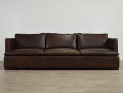Reno Leather Sofa